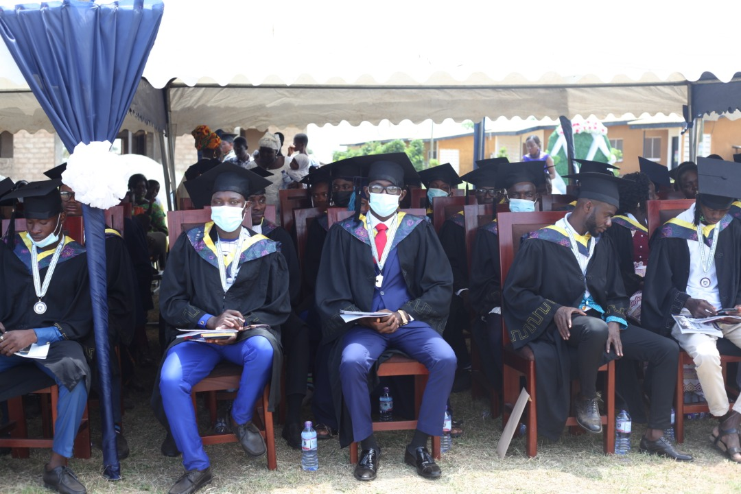 Read more about the article Dambai College of Education sends off last Batch of DBE Graduates